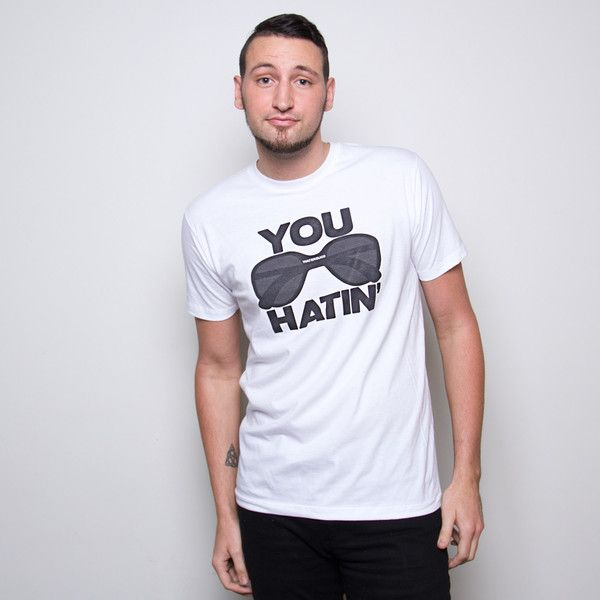 You Hatin? Alx James Tee 25.00 dollars. #vine