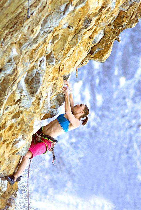 Free Climbing Tips: Why Get Stronger When You Can Get Better? #rockandice