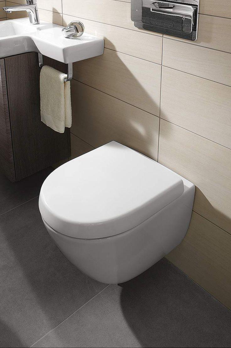 Vous disposez d un espace limit  pour vos toilettes   Optez pour Subway 2 0  Compact. 22 best W C  s images on Pinterest   Bathroom ideas  Close coupled