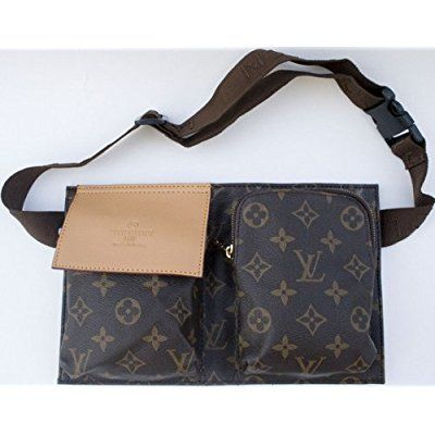 696eb25498cf Amazon.com   Louis Vuitton Monogram belt bag   fanny pack   Other Products    Everything Else