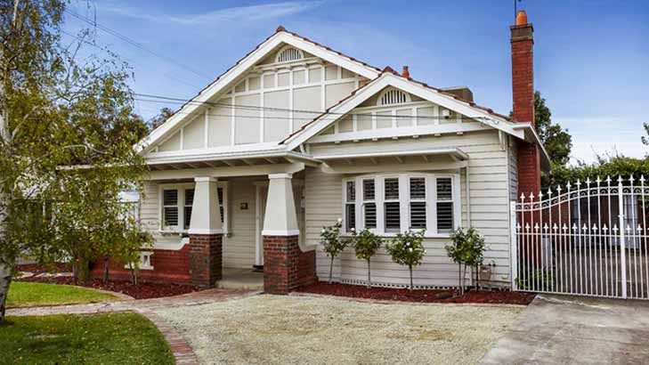 californian bungalow gable - Google Search