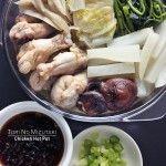 Tori No Mizutaki – Chicken Hot Pot
