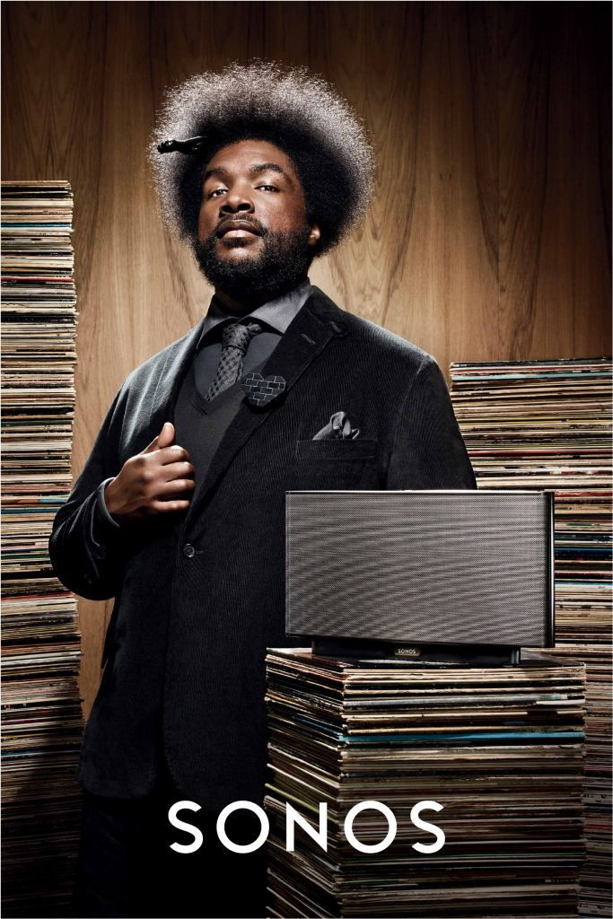 Sonos! Listening Is Back with Questlove