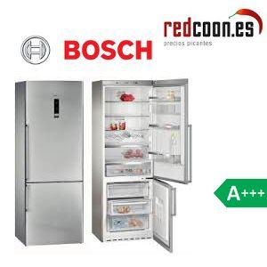 Entra ahora en Redcoon y consigue este Frigorífico Bosch por sólo 666€, el mejor precio de mercado