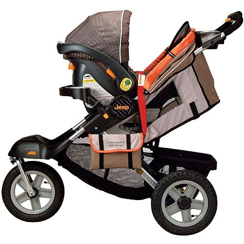 Jeep Stroller! May need to get this! And matches Daddy's jeep!