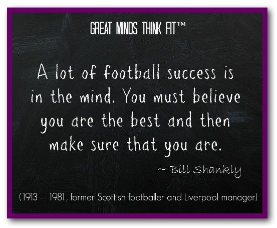 Famous #Football #Quote by Bill Shankly