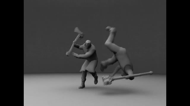 My animation reel Turok - Key Frame MMA - Key Frame S+G - Key Frame + Some Mocap Breakdance - Key Frame