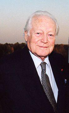 23/04/1918 : Maurice Druon, écrivain français, Prix Goncourt en 1948, membre de l'Académie française († 14 avril 2009).