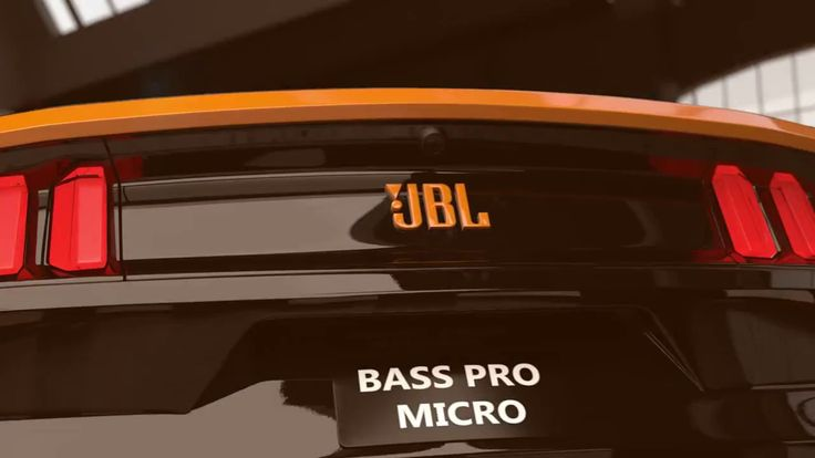 JBL BassPro Micro Product Video | Car Audio Security