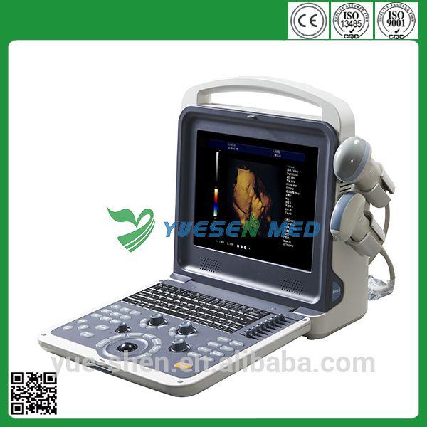 2015 más barato portátil de ultrasonido vascular doppler color