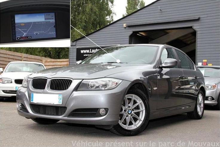 BMW SERIE 3 (E90) (2) 318D 143 EDITION BUSINESS 2011