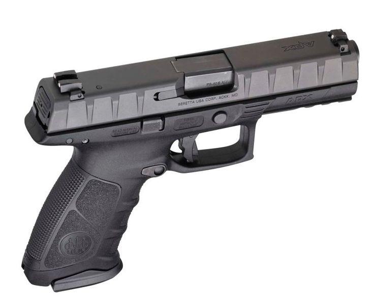 Beretta-APX-9x19mm-9x21mm-40S&W-semi-automatic-pistol-05