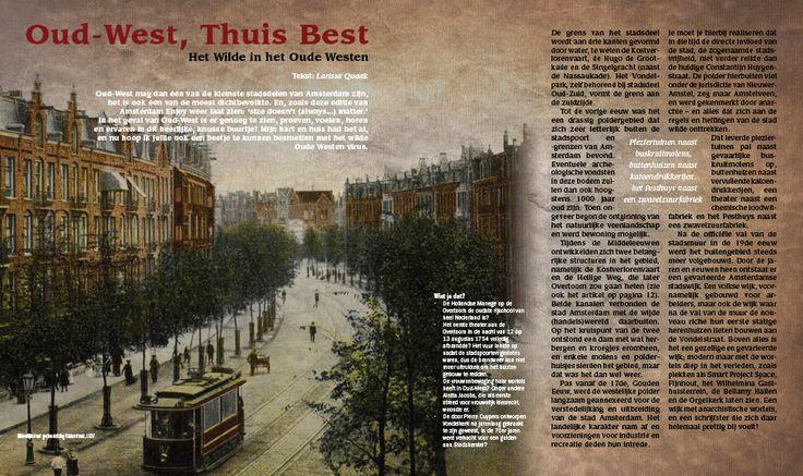 Amsterdam, Oud West