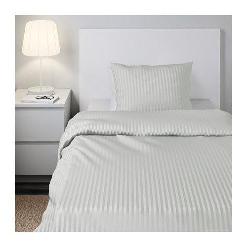 NATTJASMIN Funda nórd y funda para almohada - 150x200/50x60 cm - IKEA