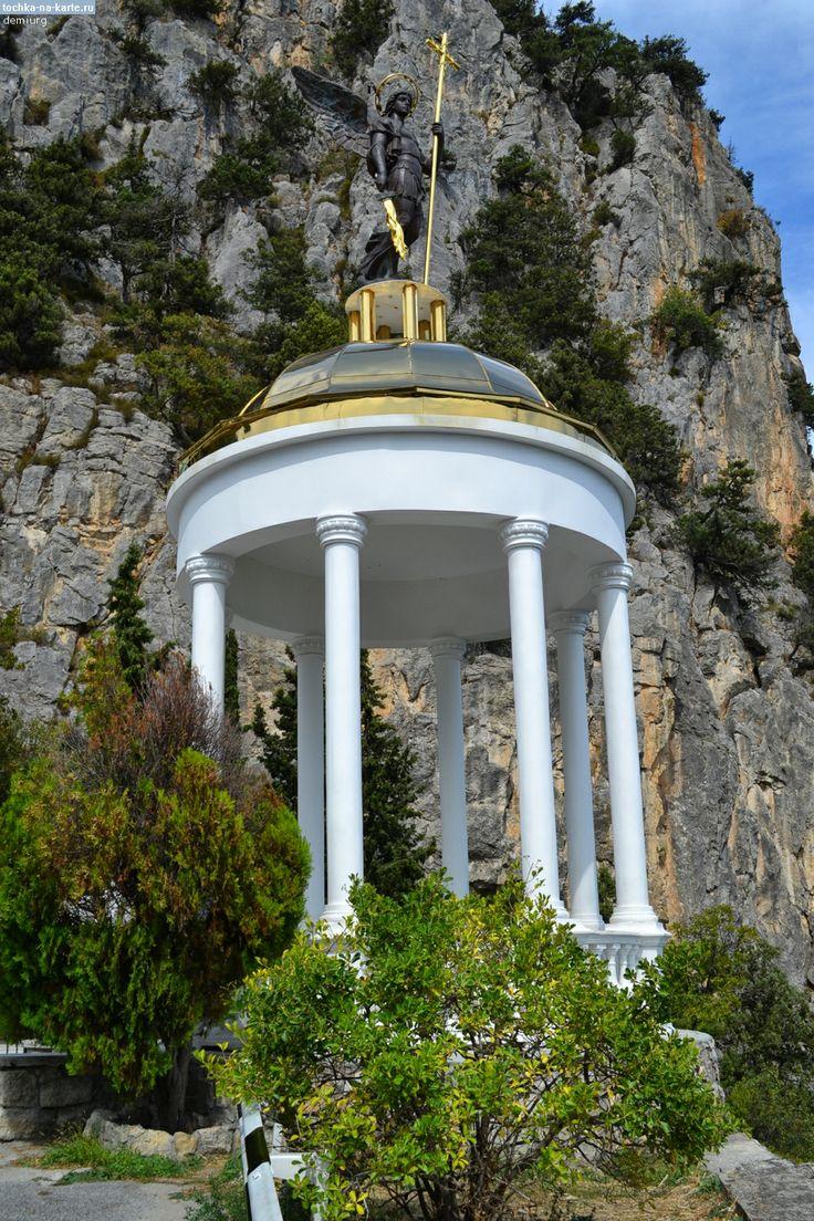 ledi_oks: Крым. Ялта  церковь святого Михаила