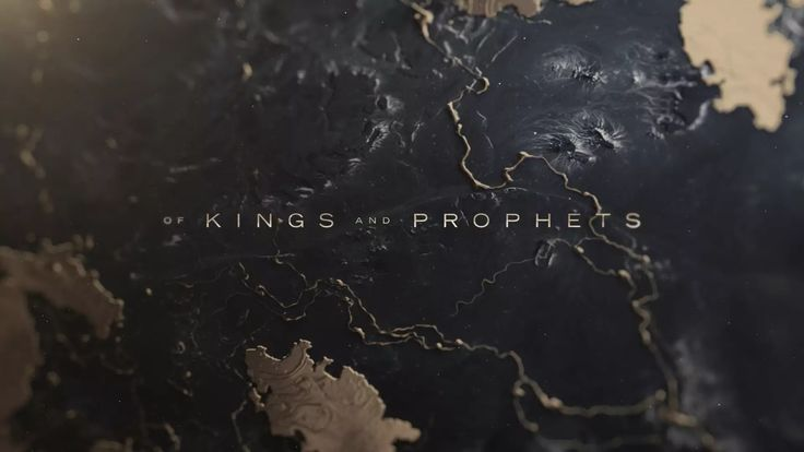 Prologue Films // Of Kings and Prophets: Main Title on Vimeo