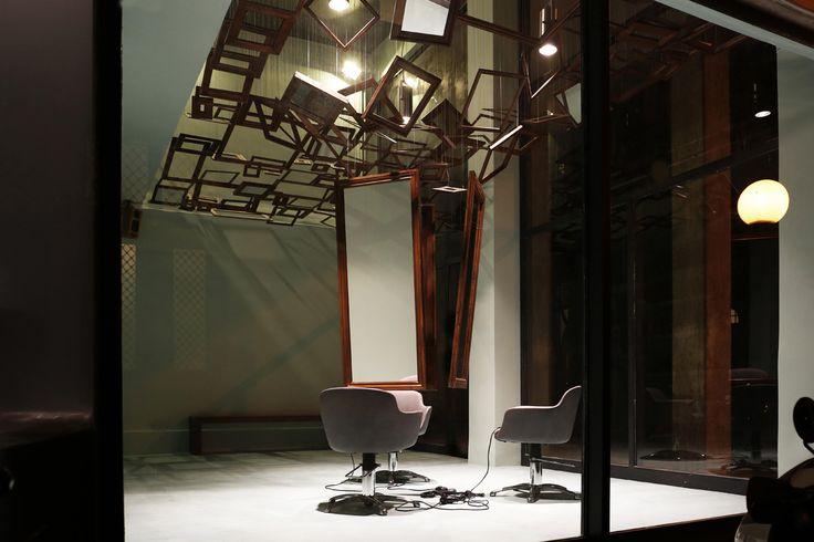 Talkin Heads by Bureau de Change architects