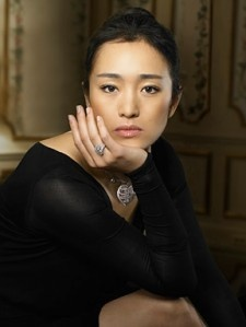 Gong Li  ----  Curse Of The Golden Flower 2006---------- and The movie '2046' in 2004