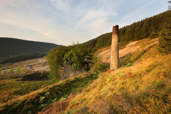 Nant y Mwyn Mine, Rhandirmwyn