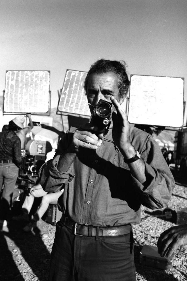 #MichelangeloAntonioni #director #neorealism #italian #neorealismo #cinema #movie #regista #antonioni