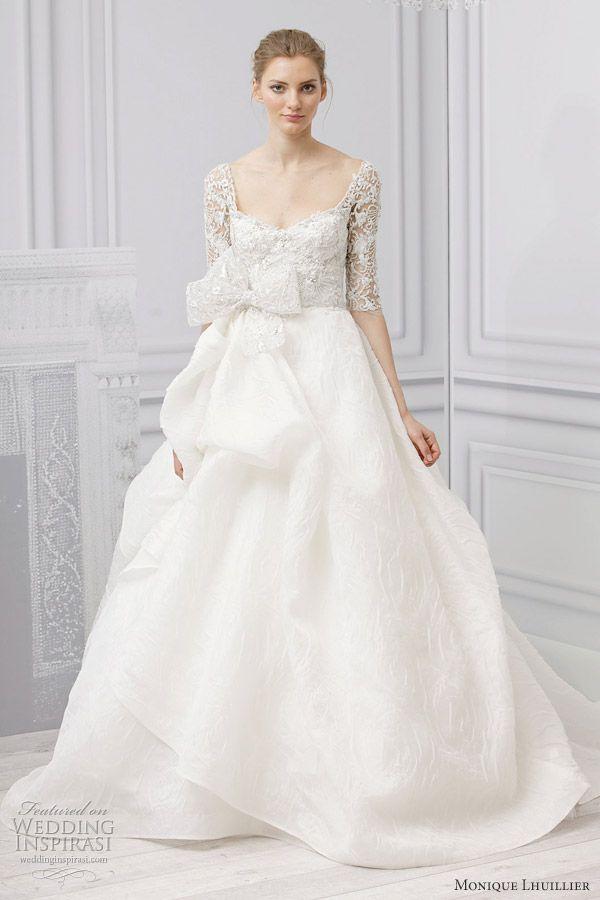 monique lhuillier royalty dress spring 2013