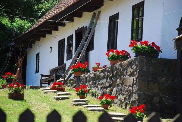 hungarian country house