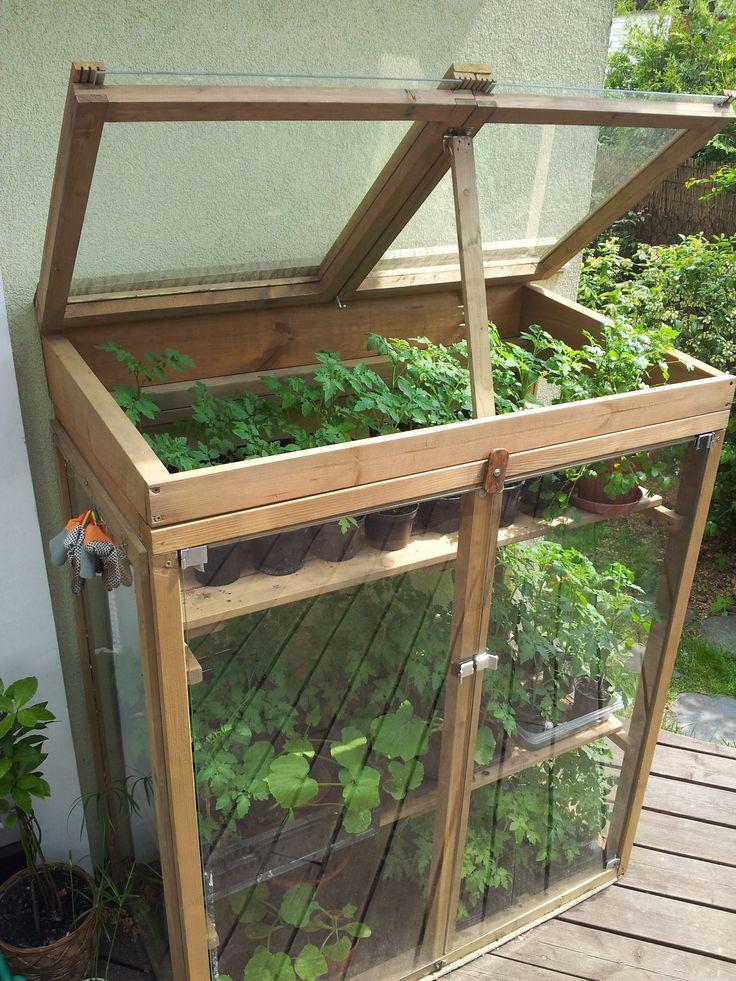 Ottima idea per far crescere le erbe aromatiche sul terrazzo
