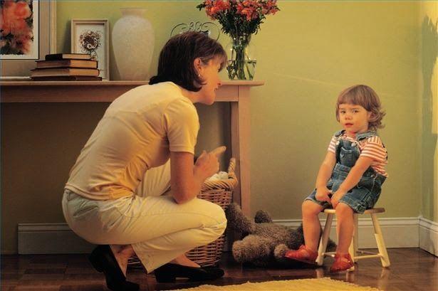 Ενημερωτική Συνάντηση: Μαθαίνω να οριοθετώ το παιδί μου.