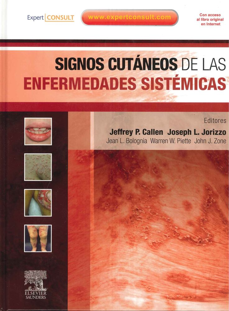 Signos cutáneos de las enfermedades sistémicas / [editores,] Jeffrey P. Callen ... [et al.]. Elsevier, cop. 2011. ------------------------------Bibliografía recomendada: DERMATOLOXÍA, Grao de Medicina, 5º