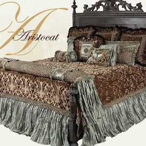 High End Tuscan Style Bedding By Reilly Chance Collection