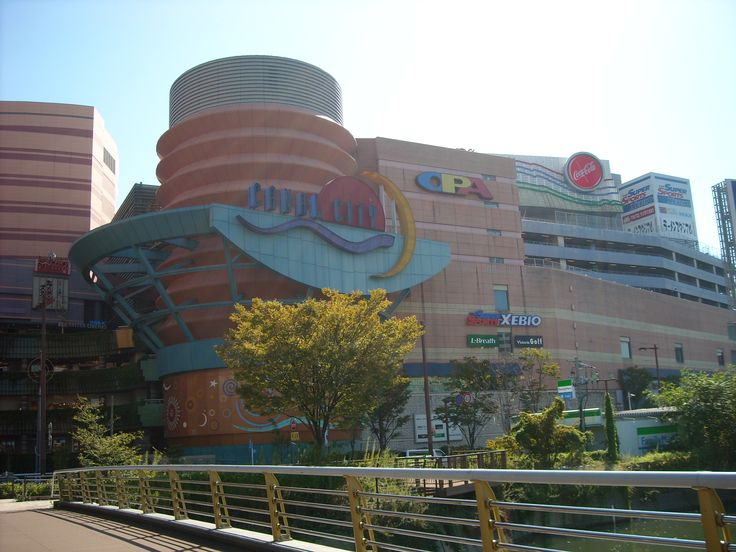 Canal City Fukuoka Japan