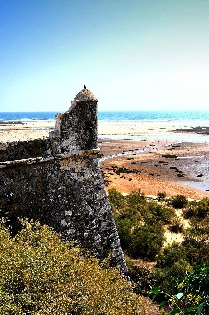 Ria formosa, Algarve © Pinterest