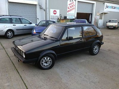 Volkswagen Golf/Rabbit  MK1 VW Golf GTi MK1 Only 103,ooo Miles Great Project - http://www.vwgticarsforsale.com/volkswagen-golfrabbit-mk1-vw-golf-gti-mk1-only-103ooo-miles-great-project/