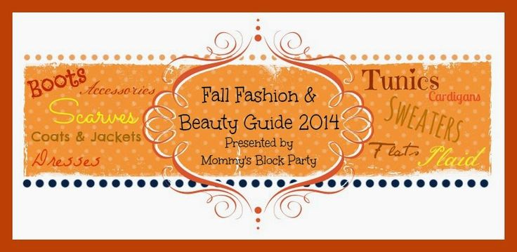 Mommy's Block Party: Fall Fashionista Giveaway Event: $125 Fashion Prize Pack + Other Fashion and Cash Prizes! #FallFashionista