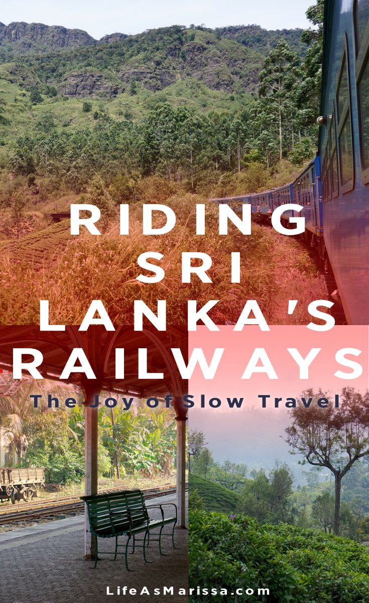 The Joy of Slow Travel Riding Sri