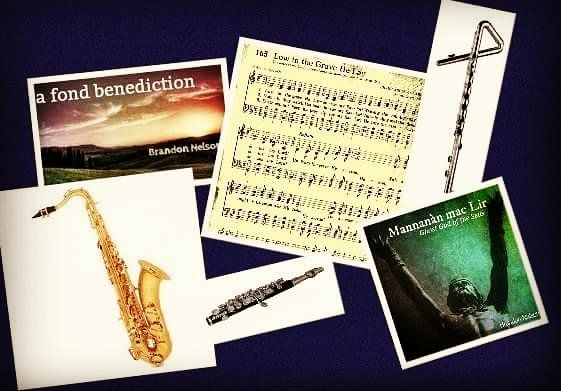 The next few weeks are going to be a whirlwind!  I'll be producing a liturgical edition of Fond Benediction I've been commissioned to arrange Low in the Grave He Lay for chorus organ and trumpets I'll be composing solos for contralto flute and for tenor sax and I'll be creating a setting of my Mannanan mac Lir for Duo Rodinia (clarinet and percussion). In addition I will be working on a suite for recorder ensemble and a piece for piccolo quartet.  I might be crazy.  #sacredmusic #easter…