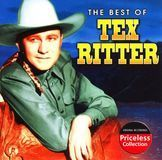 The Best of Tex Ritter [Collectables] [CD], 11634751