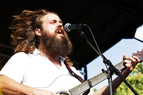 Sam Beam could be Jesus. I mean, why not? Certainly he is a miraculous musician.