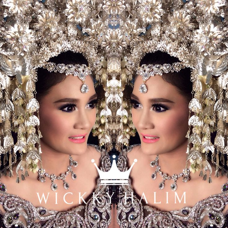 My make up wedding #natural #makeup #wedding #pengantin #eyeshadow #flawless #traditional #wickkyhalim #sunting #padang