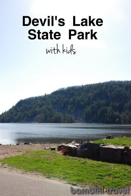 7 Reasons to Visit Devils Lake State Park with Kids |Top tips for visiting this wisconsin state park near the Dells with your family | Bambini Travel