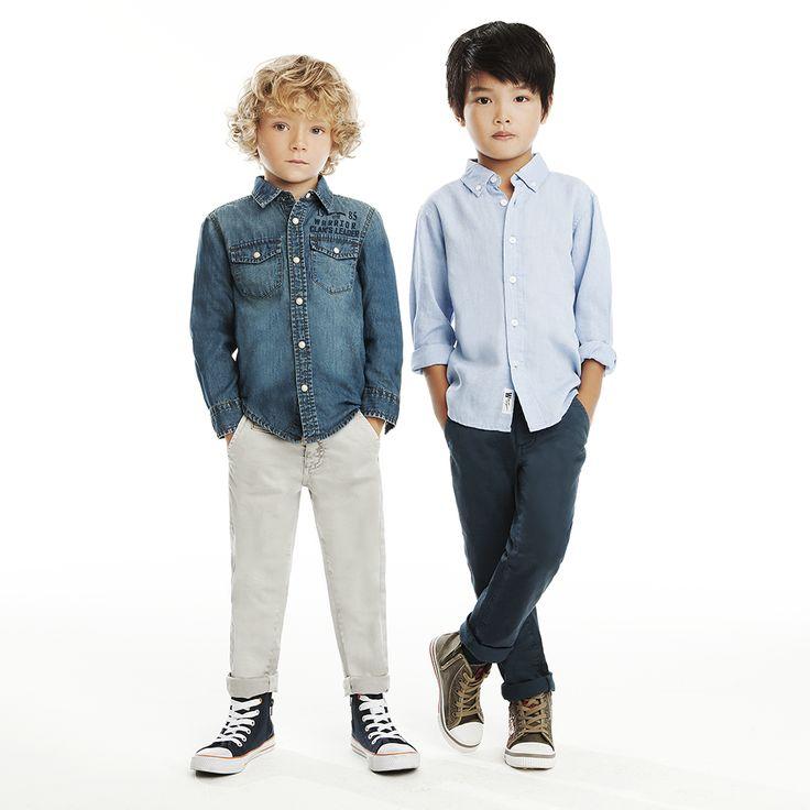 Truly Little Boys #OVSKids #OVSaw15
