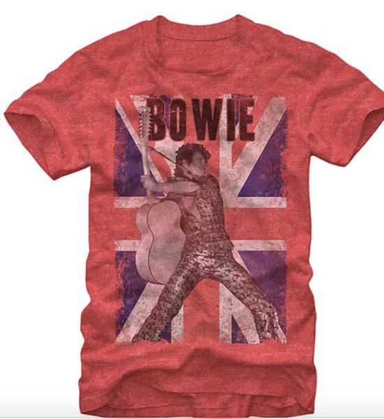 Bowie - British Glam