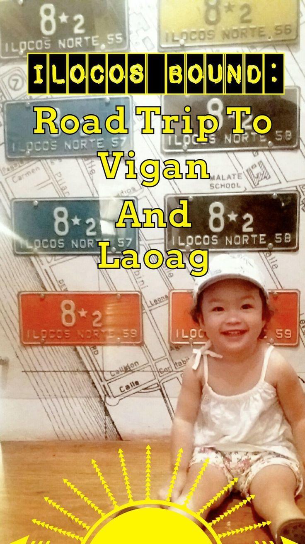 road trip to vigan and laoag #ilocos #vigan #laoag #roadtrip #philippines: