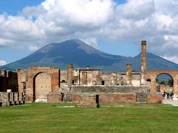 Pompeii...... Been there!!!