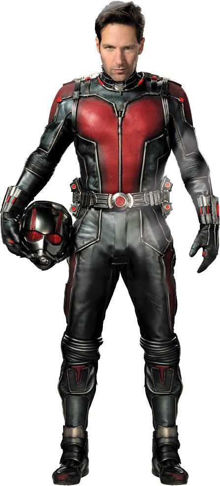 PAUL RUDD as Ant-Man (2015) - Ant-Man is an American superhero film based on the Marvel Comics characters of the same name: Scott Lang & Hank Pym. Thief Scott Lang must aid his mentor Dr. Hank Pym in safeguarding the mystery of the Ant-Man technology – which allows its user to decrease in size but increase in strength – from various new threats, & plot a heist that will save the Earth.