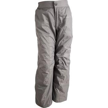 Pantalon de Niño  SR-7047 Pantalón confeccionado en tela respirable, impermeable, con 5000 c.a. y 5000 de respirabilidad. Posee cintura elastizada. Tiene dos bolsillos en el frente. También tiene polleras en tefeta resinada con elástico antideslizante, para proteger del viento y la nieve.