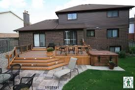 possible back yard deck?