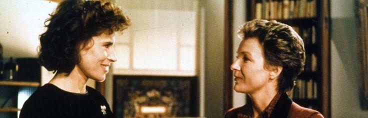 """""""PAURA E AMORE"""" di Margarethe Von Trotta. l film e' ambientato a Pavia negli anni '80, dove Velia Parini (Fanny Ardant) insegna lettere all'università. Alcune scene sonbo state girate anche nella biblioteca dell'università."""