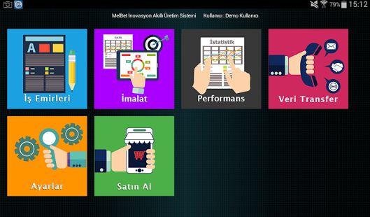 Akıllı Üretim Takip Demo- ekran görüntüsü küçük resmi