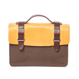 Zazie Satchel Yellow